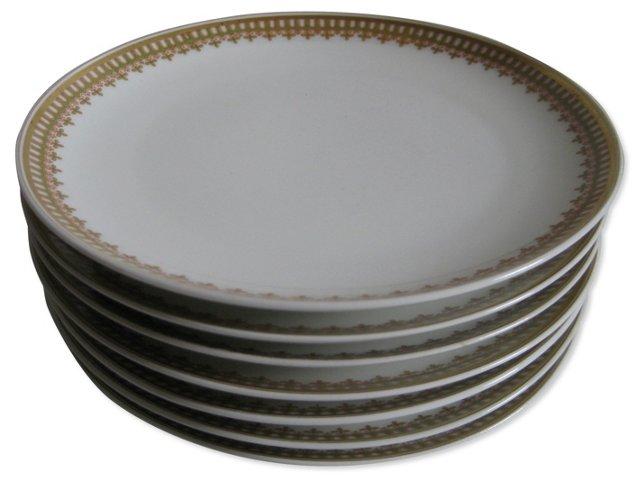 Haviland Limoges Plates, S/7