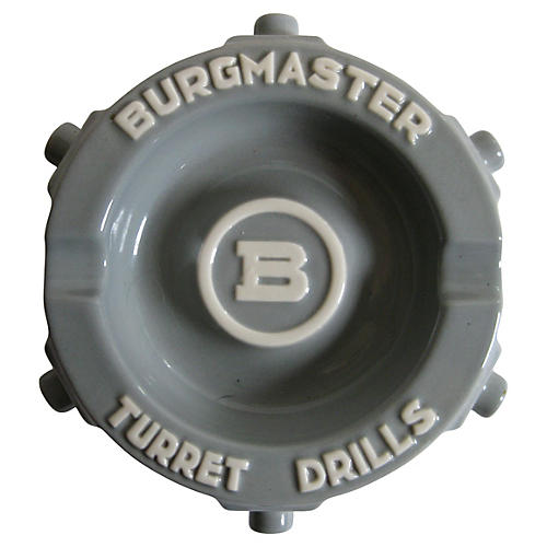 Burgmaster Cigar Ashtray