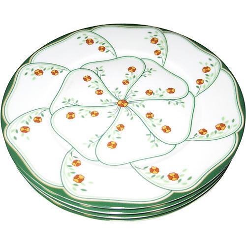 Haviland Limoges Plates, S/4