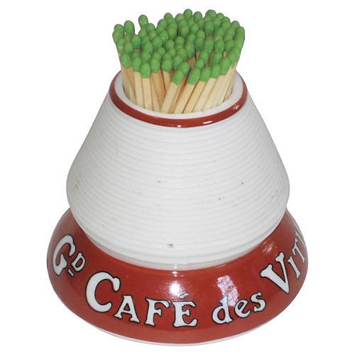 Cafe Des Viticulteurs Match Striker