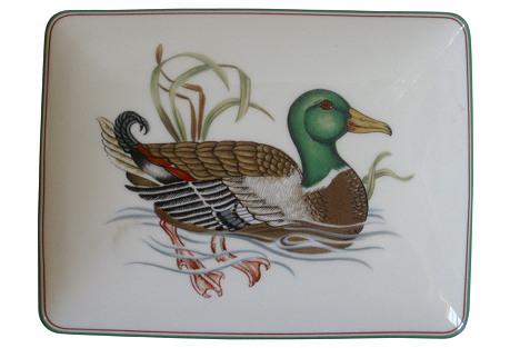 Porcelain Duck       Box