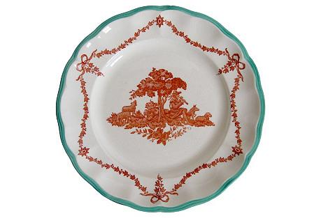Copeland Spode    Peter Pan  Plate