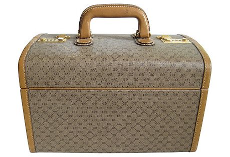 Gucci Train Case