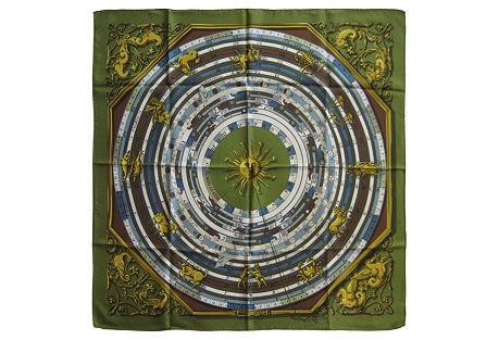 Hermès   Astrologie     Scarf