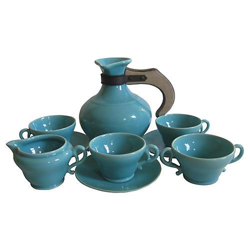 Gladding McBean Coffee/Tea Set