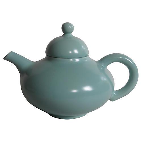 1940s Gladding McBean Teapot