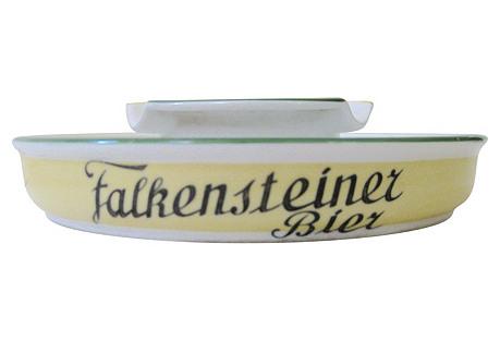 Falkensteiner Bier  Cigar & Pipe Ashtray