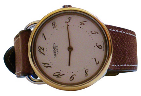 Hermès Large Arceau Watch