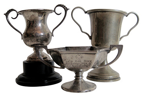 English Silver Trophies,         S/3