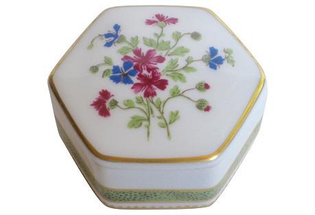 Haviland Limoges Vieux Paris   Box