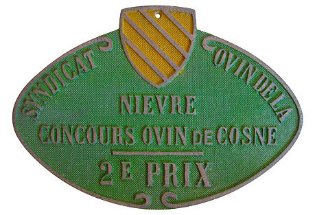 French Agricultural Medal