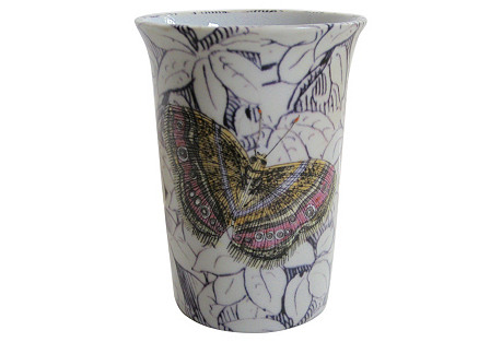 Butterfly   Pencil   Cup