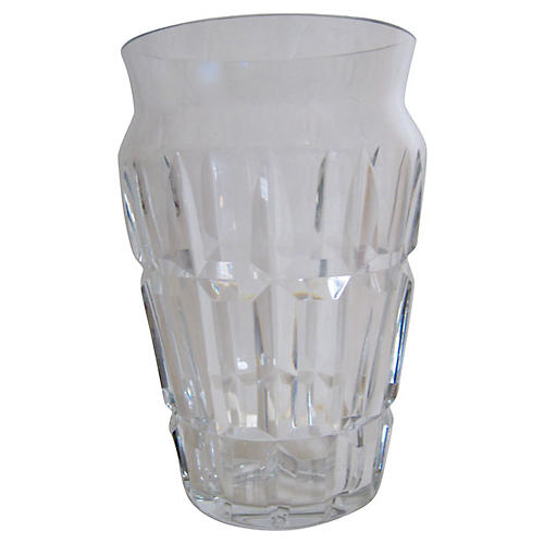 Baccarat French Crystal Vase