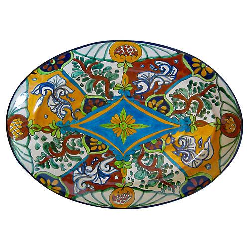 Mexican Talavera Platter