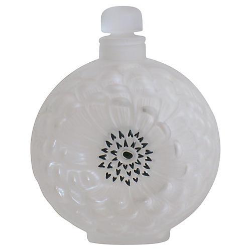 Lalique French Art Deco Perfume Bottle