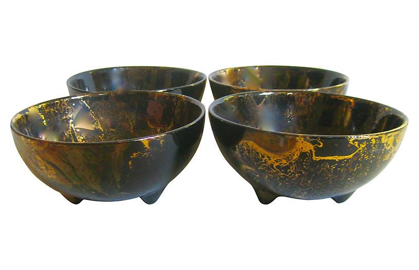 Sascha Brastoff California Pottery Bowls