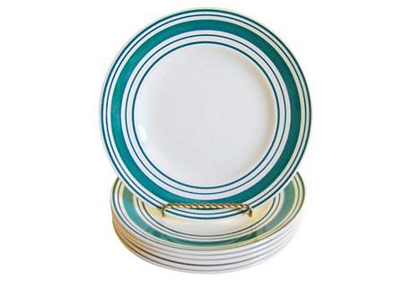 Ralph Lauren English Ironstone Plates S6
