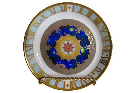 Royal Worcester English Porcelain Dish