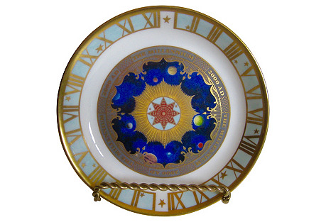Royal Worcester English Porcelain Dish