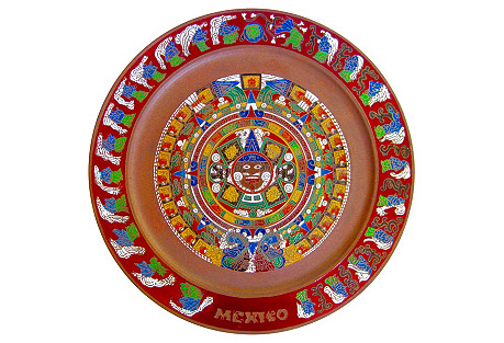 1960s Mexican Tray