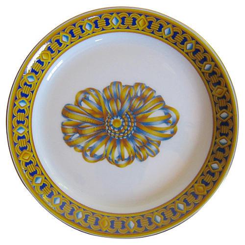 Hermès Porcelain Dish w/ Box