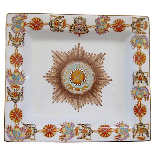Porcelain Tray