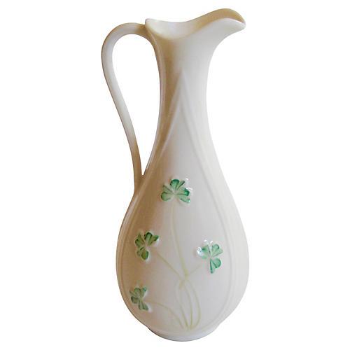 Irish Porcelain Ewer