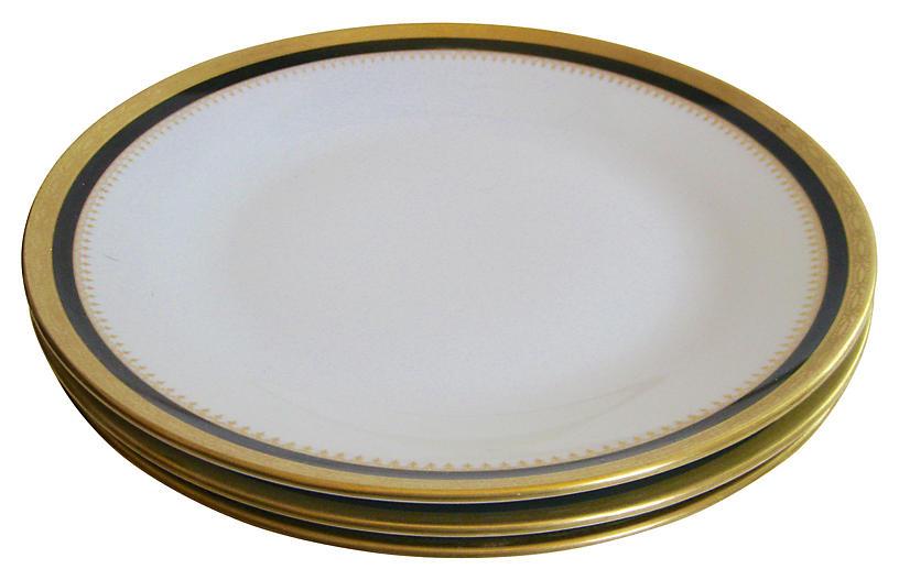 Ginori Italian Porcelain Dinner Plates