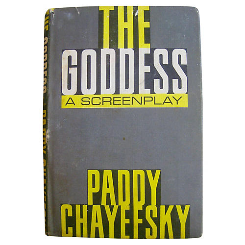 The Goddess, First Edition
