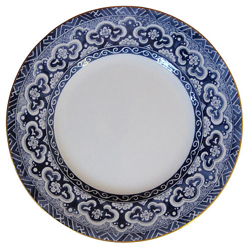Wedgwood Ralph Lauren English Plates S/8