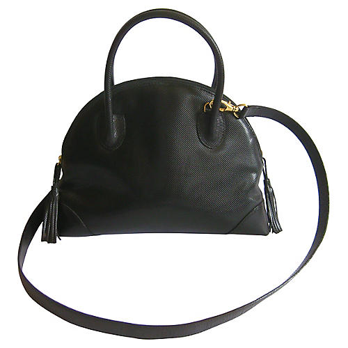 Bottega Veneta Leather Cross-Body Bag