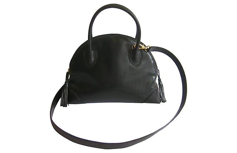 Bottega Veneta Leather Cross-Body Bag - The Emporium Ltd.