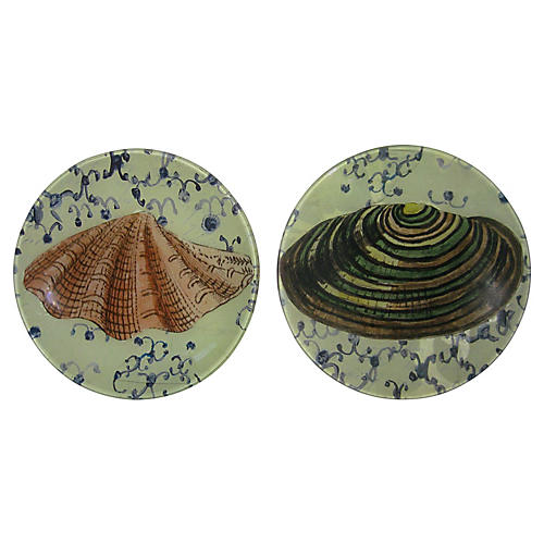 Shell Dishes, S/2