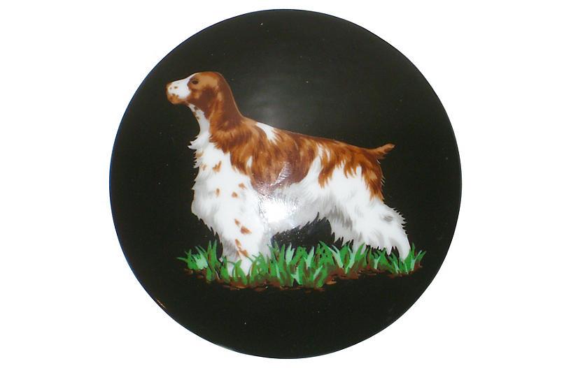 Tiffany & Co. Hunting Dog Box