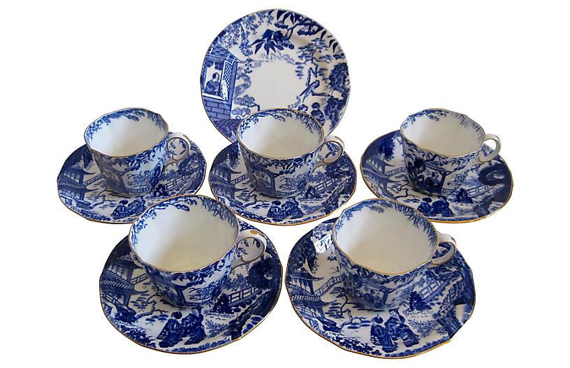 Royal Crown Derby English Porcelain