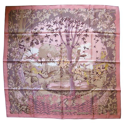 Hermès Nouvelle Angleterre Scarf w/Box