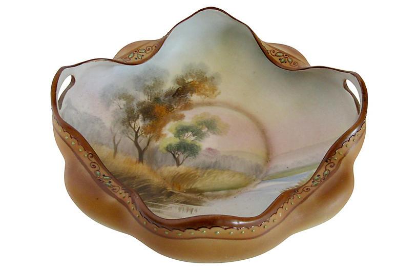 Japanese Bowl, C. 1900