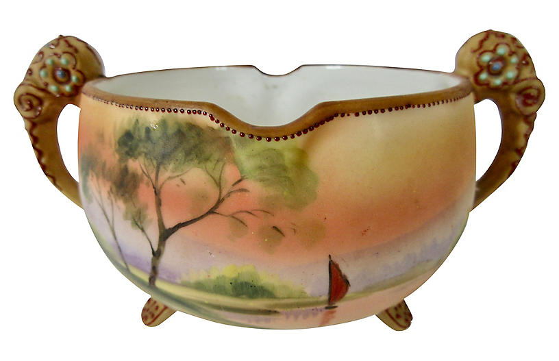 Japanese Bowl c. 1900