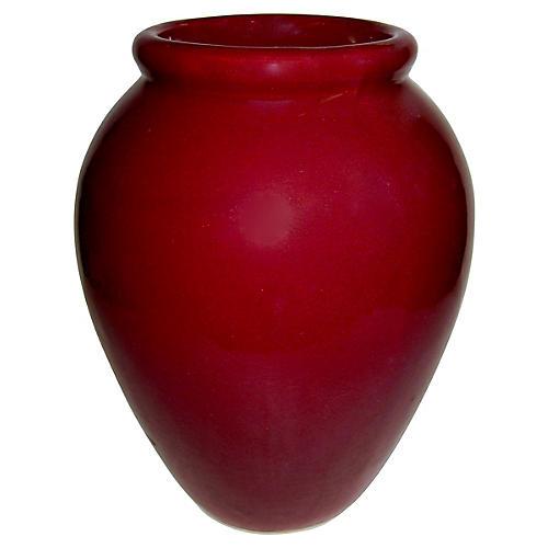 Nelson McCoy Oil Jar