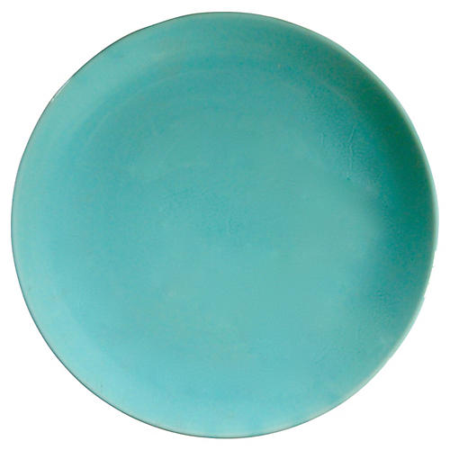 Mid-Century California Pottery Platter