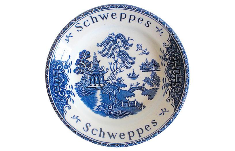Schweppes English Pub Tip Tray