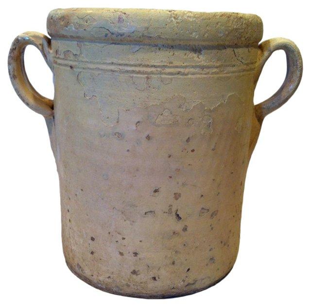 19th-C. Italian Jar