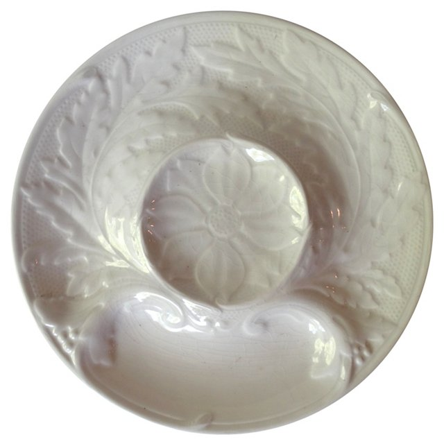 French Artichoke Plate
