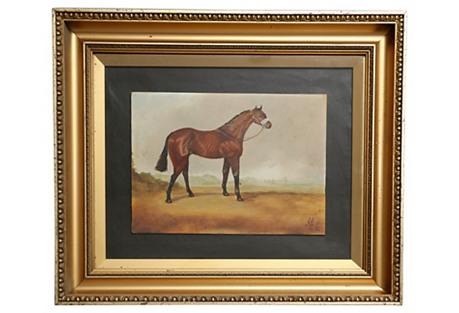Race Horse, C. 1930