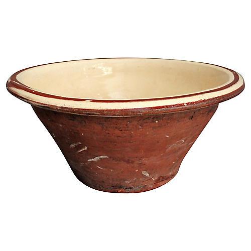 Antique English Pippin Bowl