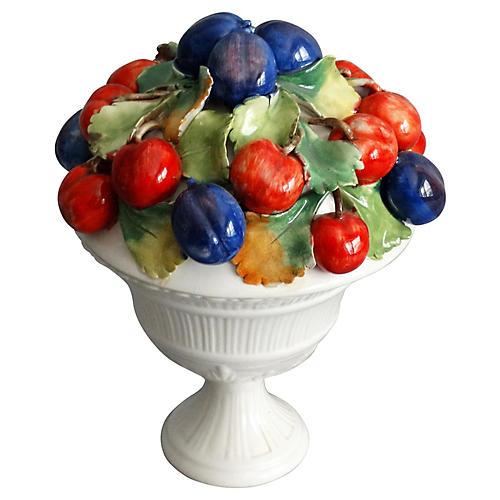 Italian Fruit Topiary Compote