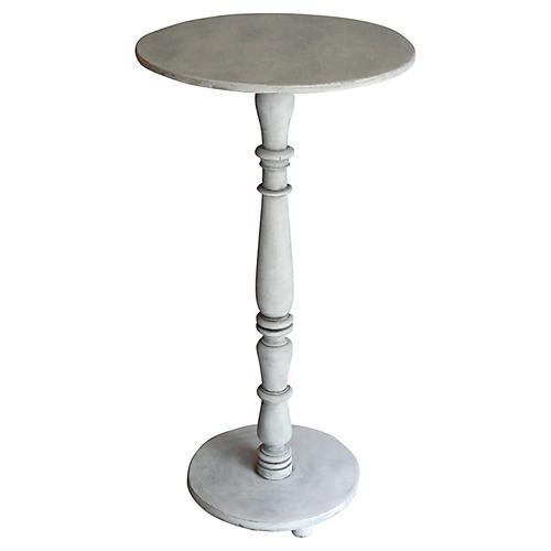 Swedish Pedestal Wine Table