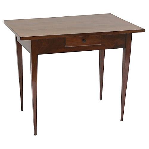 Antique Italian Directoire Table