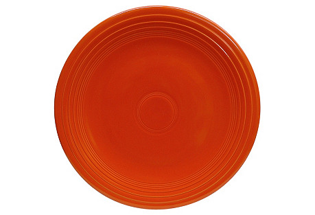 Red Fiesta Chop   Plate