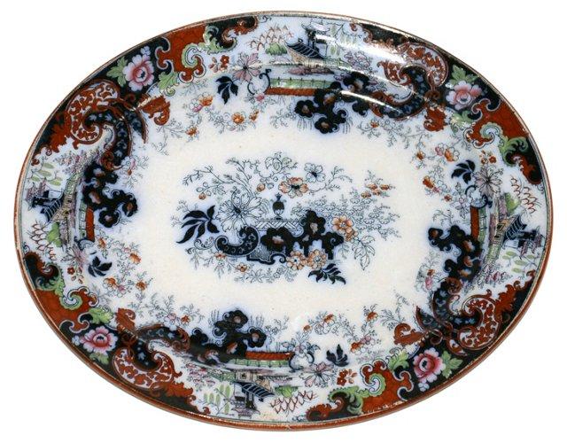 English Corey Hill Platter